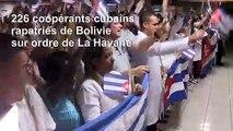 Bolivie: retour du personnel médical cubain, pénuries à La Paz