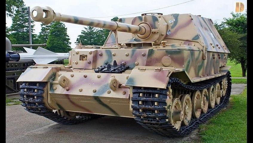 Blindés-67-Ferdinant & Jagdpanther