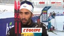 Fourcade «Je suis mieux que l'année dernière» - Biathlon - Sélections norvégiennes