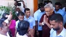 Gotbaya 'Terminator' Rajapaksa, nuevo presidente de Sri Lanka