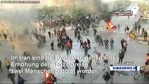 Auswärtiges Amt mahnt Iran-Reisende zu erhöhter Vorsicht