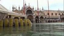 Emergenza maltempo: acqua alta a Venezia, paura per i fiumi in Toscana ed Emilia