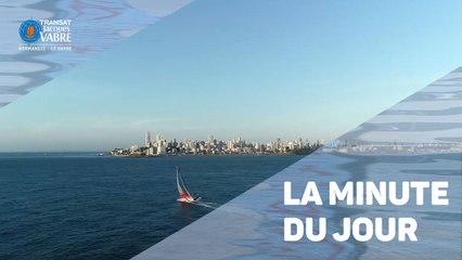 TRANSAT JACQUES VABRE - Minute du jour France Télévisions - 17/11/2019