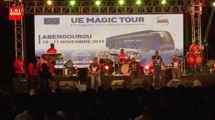 Côte d'Ivoire : Magic System en tournée pour la paix