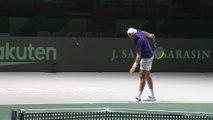 La Copa Davis celebra una jornada de puertas abiertas