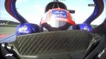 GP du Brésil - Pierre Gasly deuxième derrière Max Verstappen !