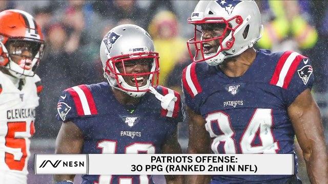 NESN Pregame Chat: Patriots vs. Eagles In NFL Week 11