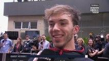 Formule 1 - Le premier podium en carrière pour Gasly