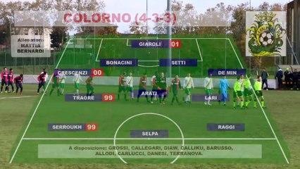 COLORNO - BAGNOLESE 4-1, highlights e interviste