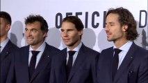 """Rafael Nadal sobre la Copa Davis: """"El cambio está aquí, bienvenido sea"""""""