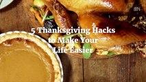 Make Thanksgiving Easy