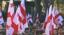 Front uni contre Bidzina Ivanichvili en Géorgie