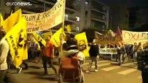 Gregos comemoram 46 anos da revolta estudantil