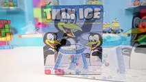 Thin Ice Family Fun Board Game Drop the Marbles But Don't Break the Ice Challenge Game-