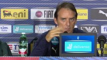 Mancini surprised by Italy rejuvenation