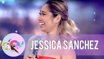 Jessica Sanchez is excited on her first Christmas in the Philippines | GGV