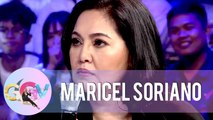 Maricel Soriano acts out an emotional scene | GGV