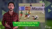 Les légendes du Foot Brésilien : Gilmar & Romario