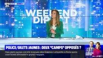 """Polices/Gilets jaunes: deux """"camps"""" opposés ? - 17/11"""