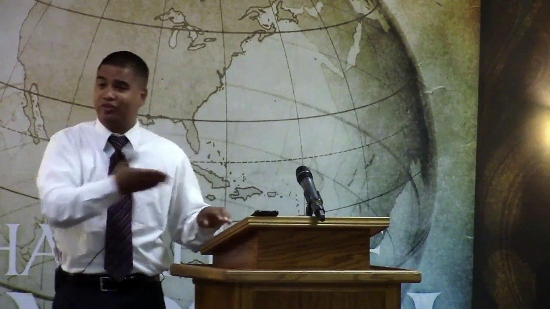 Turn The Tide Pastor Roger Jimenez   VBC Sacramento, CA