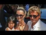Comment Johnny Hallyday a remercié les Chirac pour leur aide dans l'adoption de Jade et Joy
