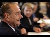 Quand Jacques Chirac s'amusait à rendre jaloux le mari de Michèle Alliot Marie