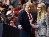 Donald Trump : sa fake news sur sa fille Ivanka Trump fait rire Internet !