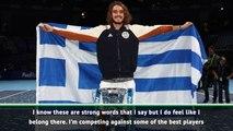 I'm close to winning Grand Slams - Tsitsipas