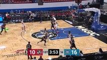Michale Kyser Posts 14 points & 10 rebounds vs. Erie BayHawks