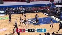 BJ Johnson (18 points) Highlights vs. Erie BayHawks