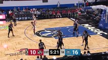 Kavell Bigby-Williams Posts 10 points & 11 rebounds vs. Lakeland Magic