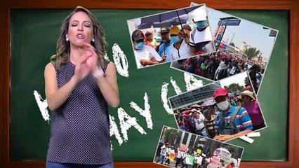 Ana Paula Cinta | Desde la contingencia en CDMX hasta el Rébsamen, las 5 de la semana