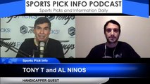 NBA Picks Tony T Al Ninos 11/18/2019
