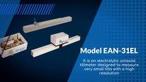 Model EAN-31EL El Tiltmeters & Beam Sensors by Encardio-Rite