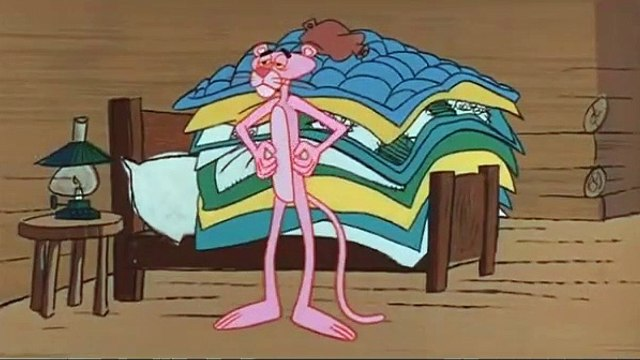 The Pink panther season 1 chapter 25
