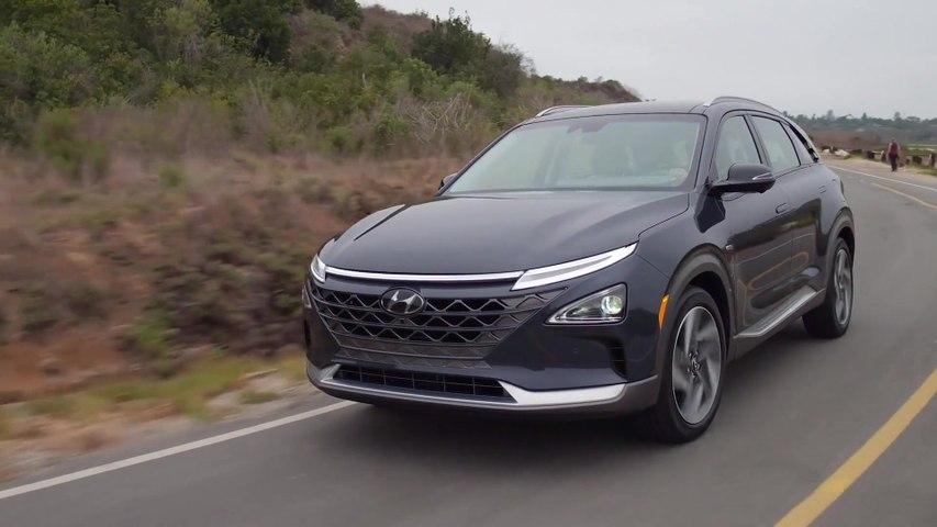 Hyundai NEXO - Fuel Cell SUV IIHS Crash Test