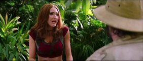 JUMANJI THE NEXT LEVEL Movie (2019) - Karen Gillan, Dwayne Johnson, Madison Iseman