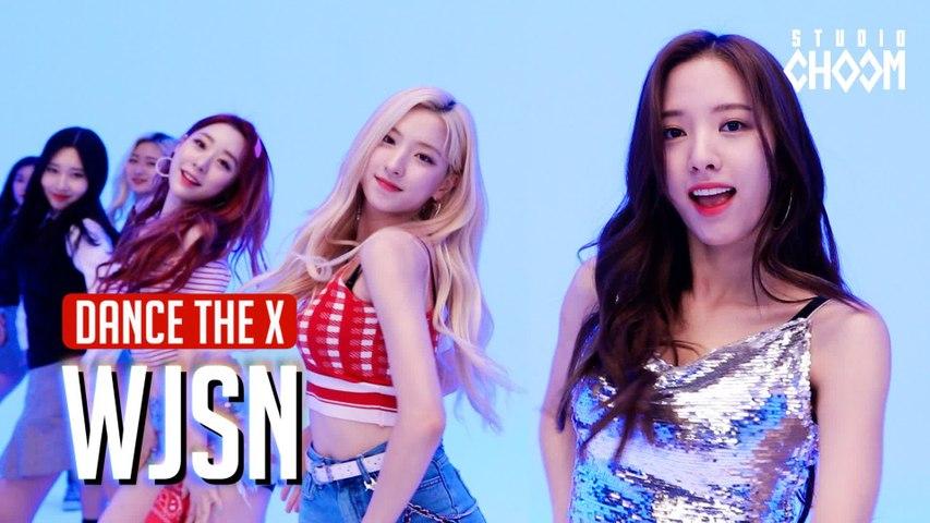 [Dance the X] 우주소녀 - Boogie Up