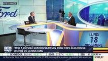 Louis-Carl Vignon, Ford France: Ford a dévoilé son nouveau SUV Ford 100% électrique inspiré de la Mustang - 18/11