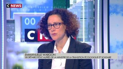 Emmanuelle Wargon - CNews lundi 18 novembre 2019