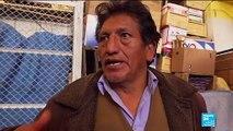 PKG F24V2 bolivie la paz pénurie sur les marchés