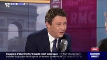 """Pour Benjamin Griveaux, Jean-Luc Mélenchon """"a quitté le champ républicain"""""""