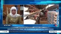 Gubernur Khofifah: Telur Ayam di Jatim Tak Beracun