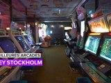 Jeux d'arcade : Hey Stockholm