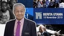 Berita TMI: Dr Mahathir tak sangka kalah teruk di Tg Piai; Zahid gagal cabar pertuduhan