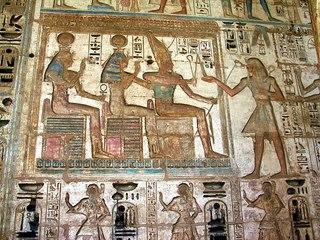 Les plus beaux sites de l'Egypte antique