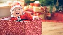 Das sind die schönsten Weihnachtsgeschenke für Kleinkinder!
