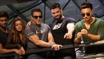 Salman Khan की  DABANGG Entry With Mr. OLYMPIA PHIL At Being Strong Fitness Equipment