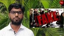 TNM ఫ్యాక్ట్ చెక్: ముస్లిం మహిళలు 'గల్ఫ్'లో భజనలు పాడుతున్నట్టు చూపుతున్న వీడియో అబద్ధం