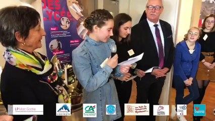 Cérémonie du Prix Renaudot des lycéens 2019